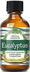 Pure Gold Eucalyptus Essential Oil
