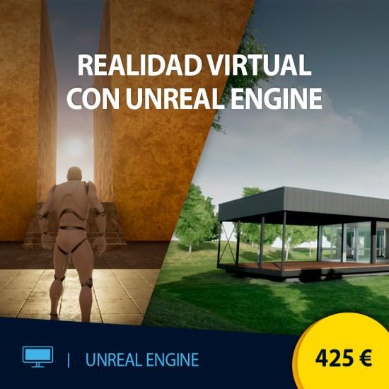 Curso Realidad Virtual con Unreal Engine