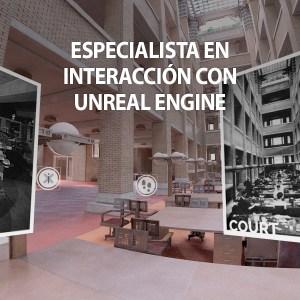 Curso Avanzado de Interacción con Unreal Engine
