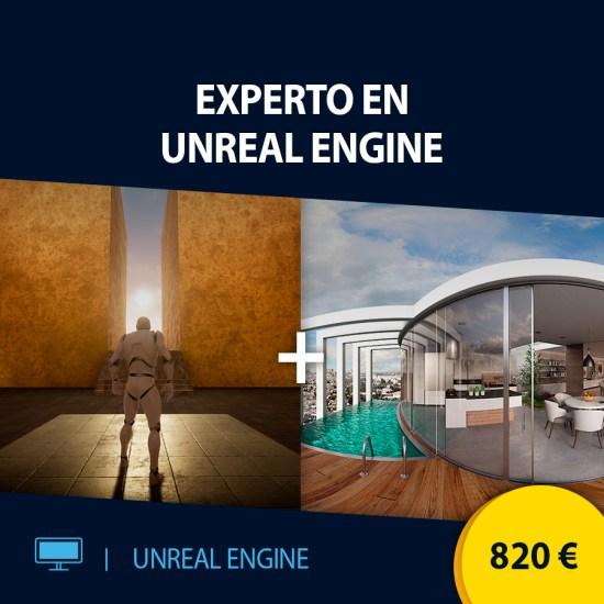 Curso Experto en Unreal Engine