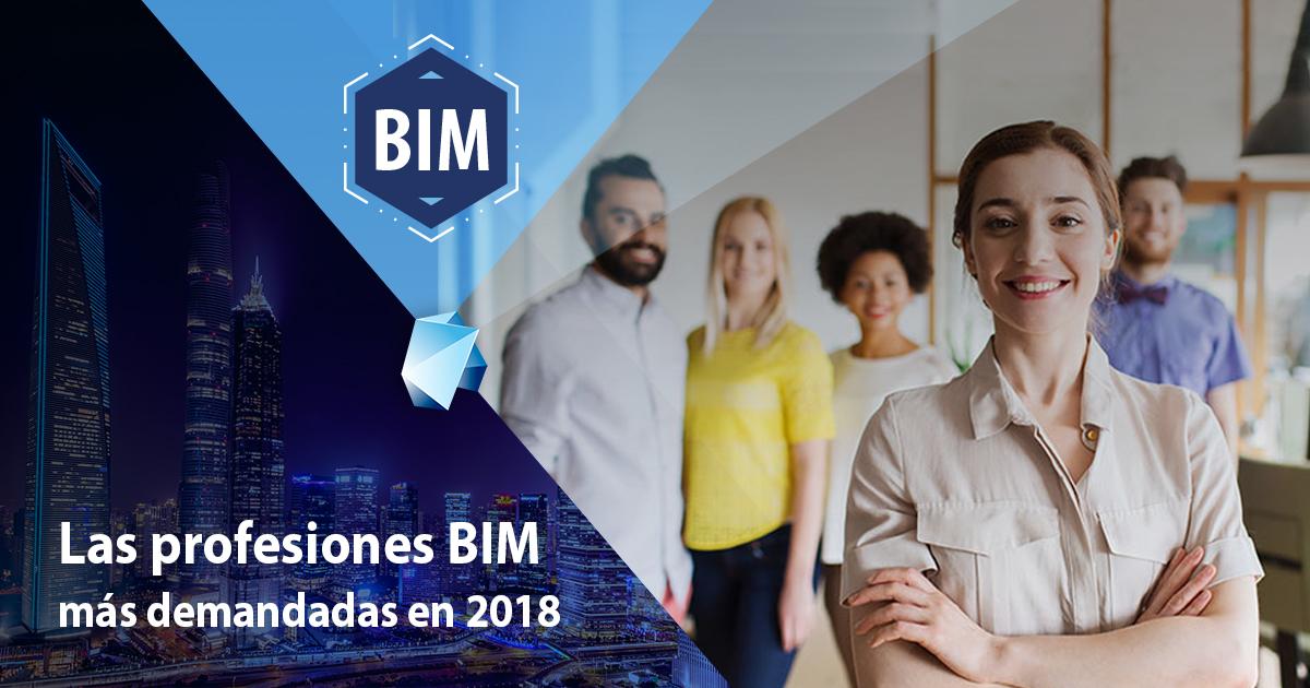 profesiones bim 2018