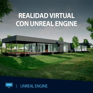 realidad virtual con unreal engine