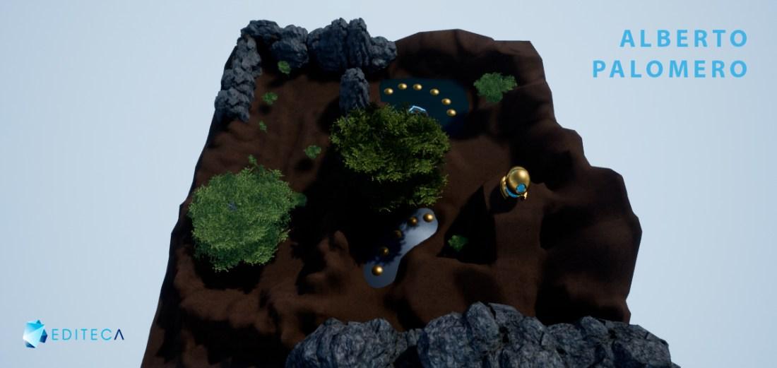 Ejercicio VI Unreal Engine Alberto
