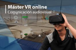 MASTER VR ESPECIALIDAD COMUNICACION AUDIOVISUAL
