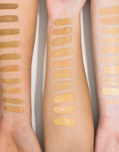 We swatched every shade of the jouer foundation so you don   have to also rh beautybay