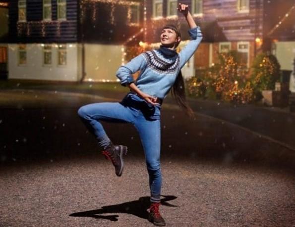 Marks Spencer Christmas Advert 2019
