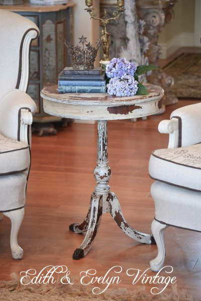 Farmhouse Cottage Chic Table……Is That Even a Decor Style?