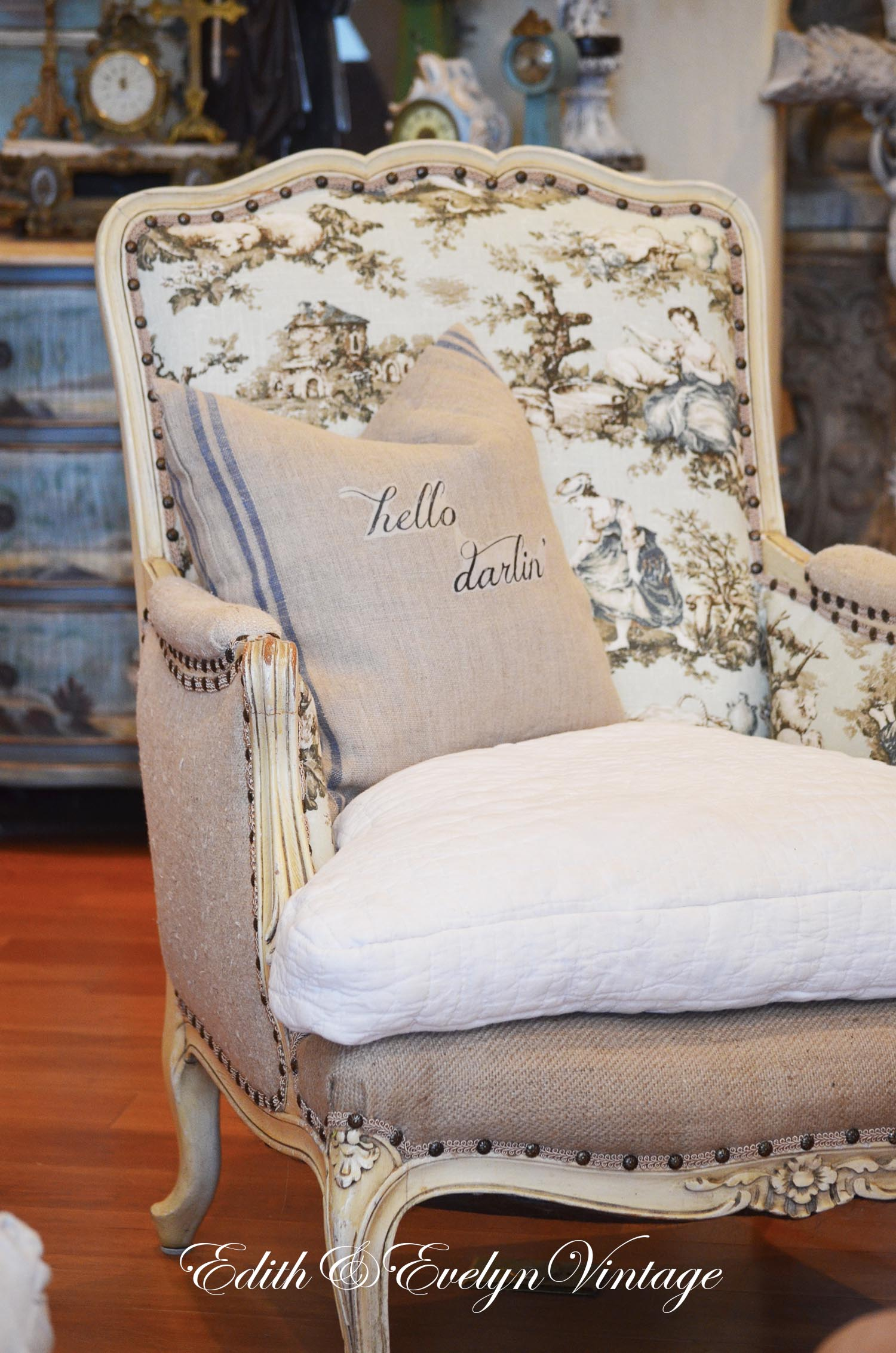 french country kitchen chair cushions swivel rocker recliner chairs dsc 0709