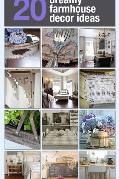 Farmhouse Cottage Decor