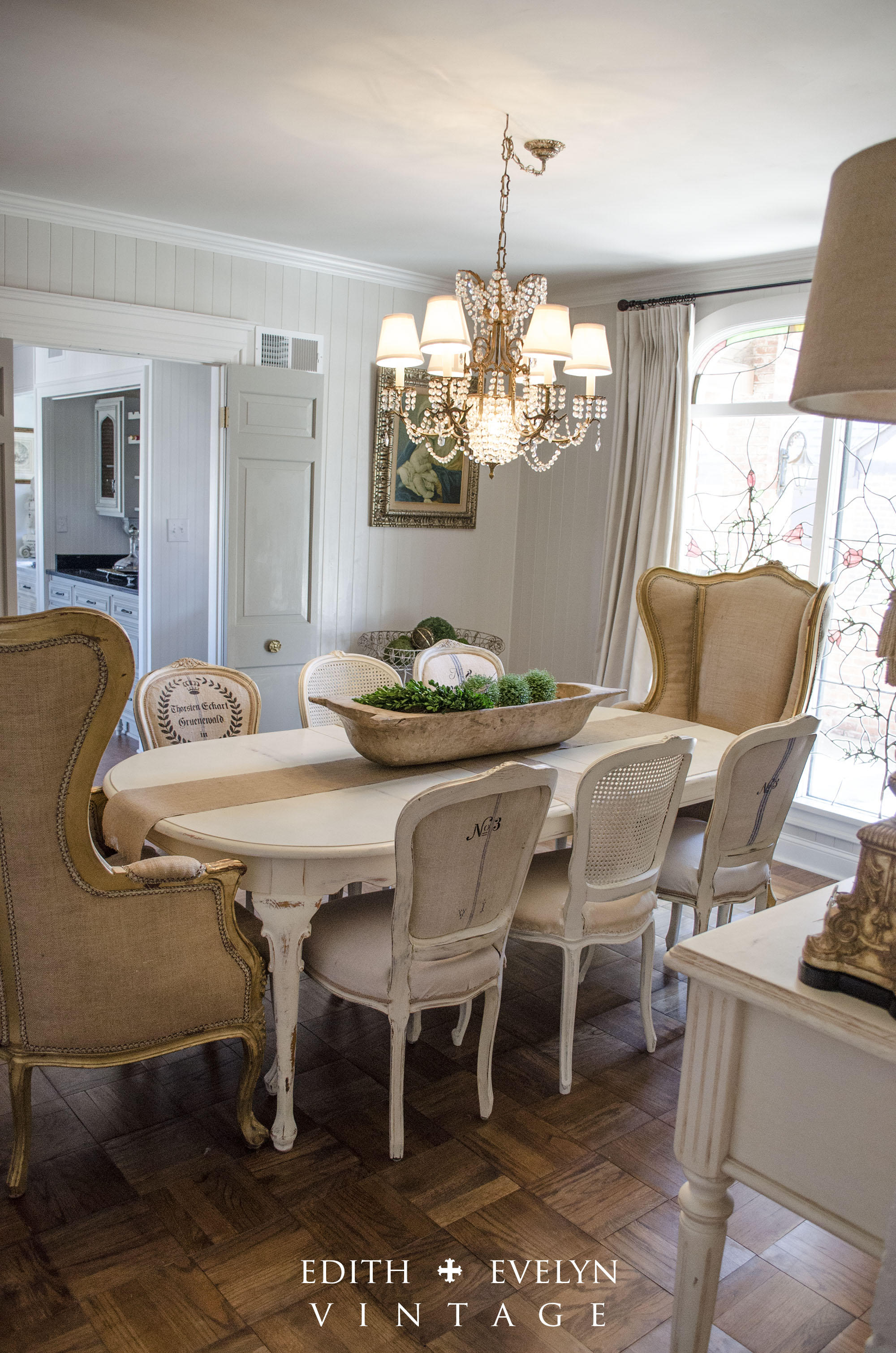 The Dining Room Renovation | Edith & Evelyn Vintage