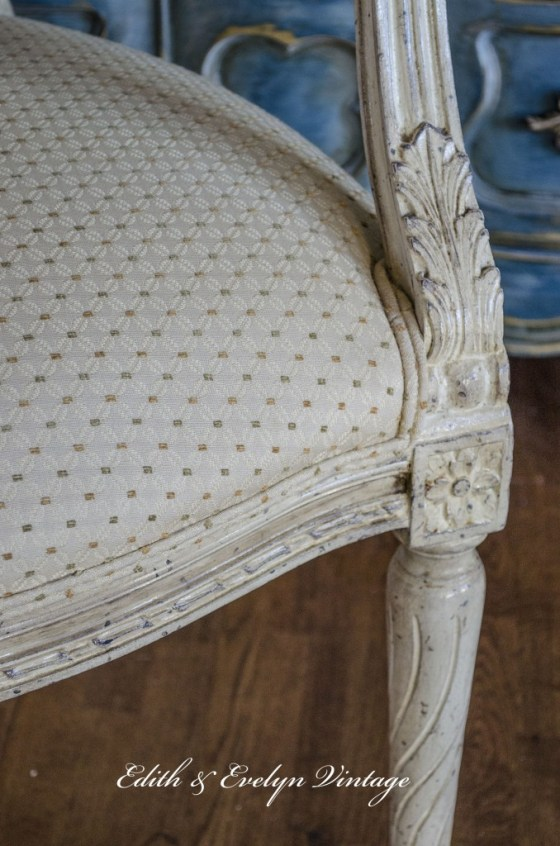 French Chair, before.