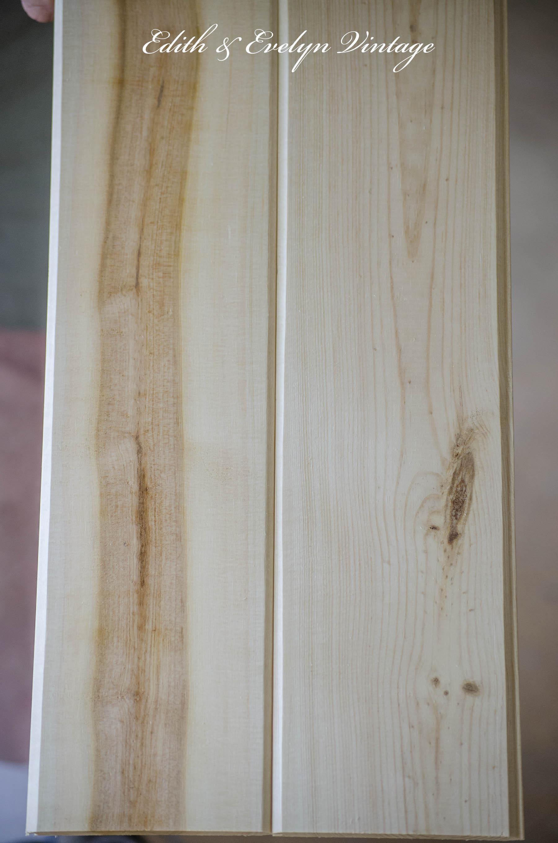Thin Wood Wall Paneling