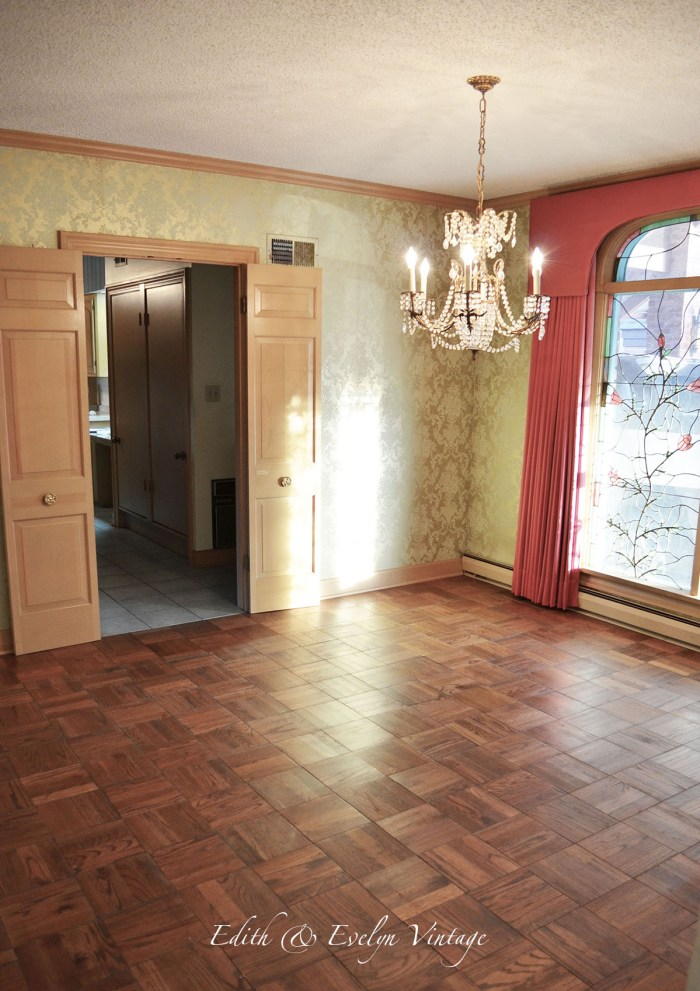 Transformation   Dining Room   Edith & Evelyn   www.edithandevelynvintage.com