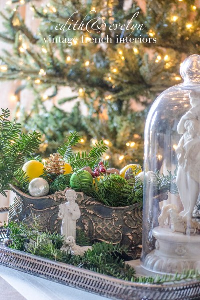 A Merry Little Christmas Blog Hop | Decor in the Family Room