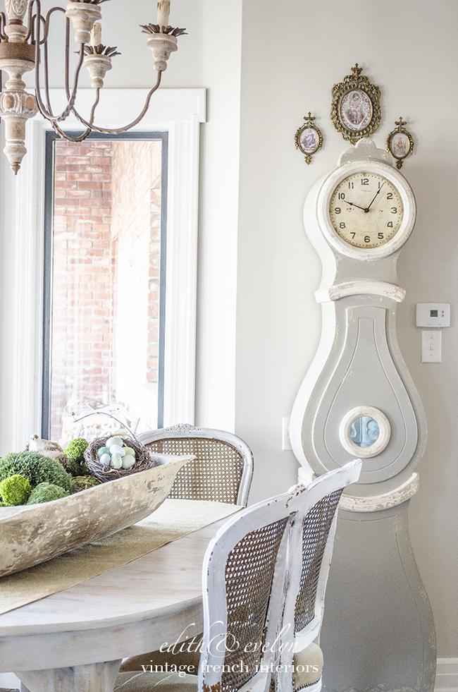 Mora Clock from Antique FarmHouse