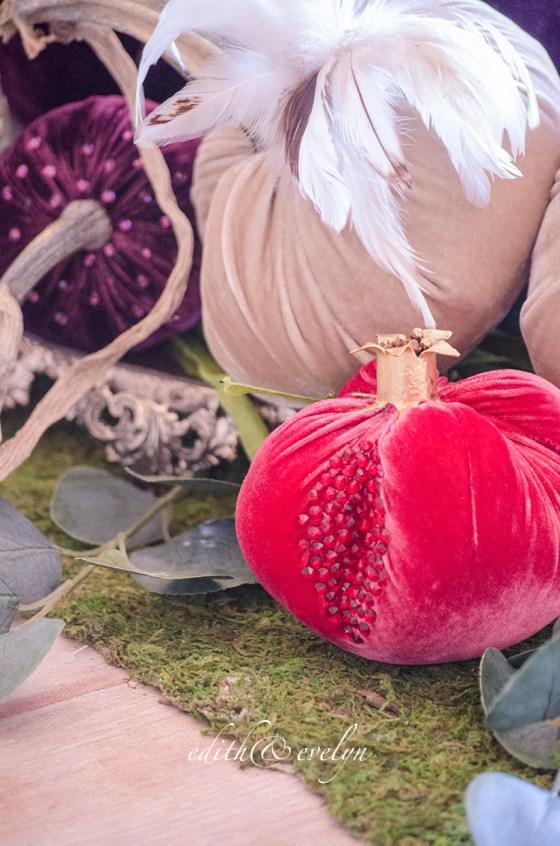 Hot Skwash Pumpkins | Edith & Evelyn | www.edithandevelynvintage.com
