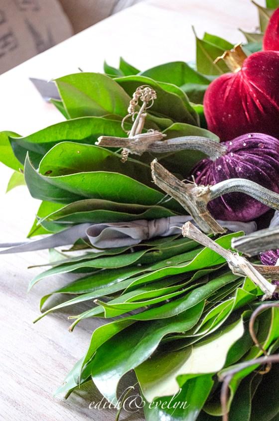Autumn Kitchen | Edith & Evelyn | www.edithandevelynvintage.com
