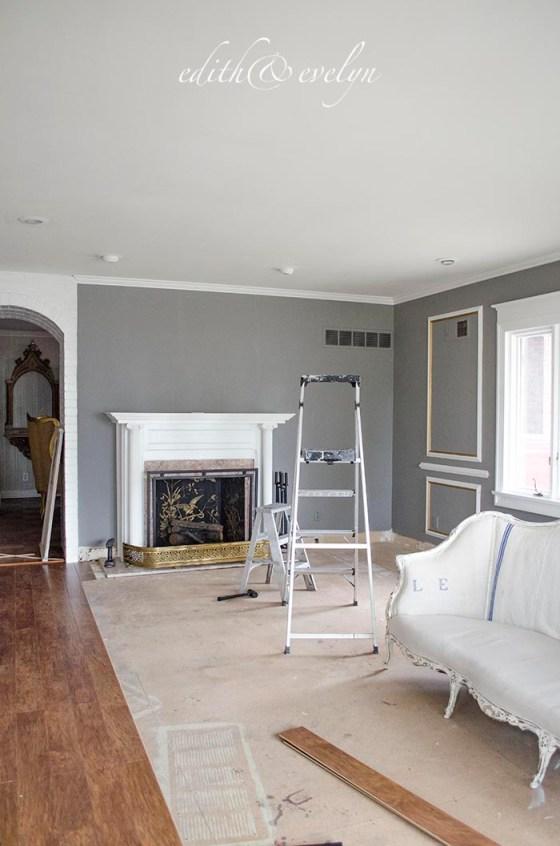 Living Room Update   Edith & Evelyn Vintage   www.edithandevelynvintage.com