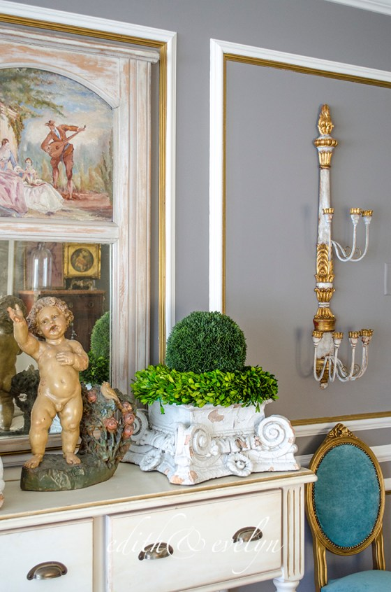 French Sconces | Edith and Evelyn | www.edithandevelynvintage.com