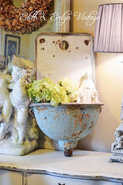 A French Lavabo and French Style Magazine