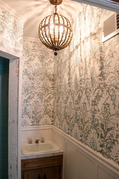 Powder Room Update