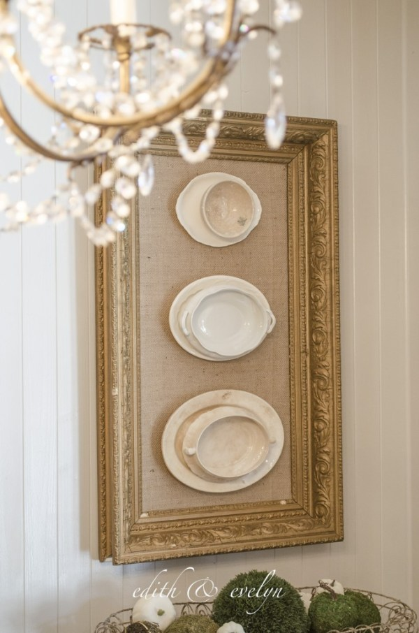 Antique Frames | Edith & Evelyn | www.edithandevelynvintage.com