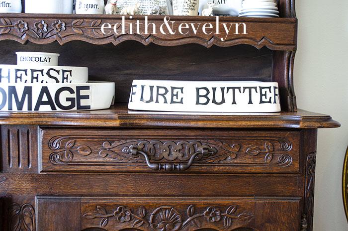 English Dairy Slabs | www.edithandevelyn | www.edithandevelynvintage.com