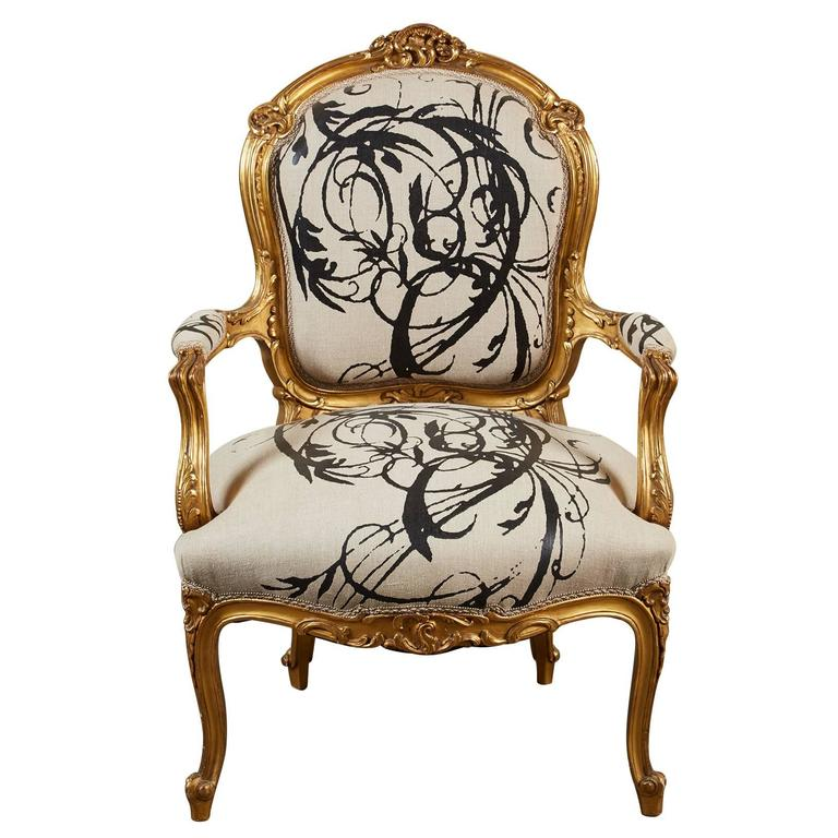 French Louis Chairs, Louis Xv Furniture