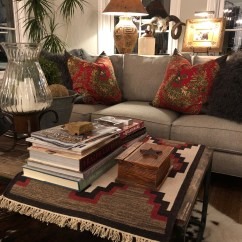 Warm Color Schemes For Living Rooms Gray Room Furniture Ideas Edith Barrera Interiors With A Scheme We Connected To White Kitchen That Gets Pop Of