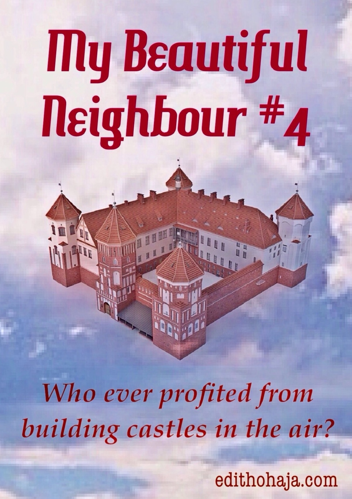 MY BEAUTIFUL NEIGHBOUR #4 (SHORT STORY)