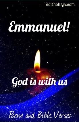 EMMANUEL (POEM AND BIBLE VERSES)