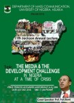 FULL TEXT OF UTOMI'S JACKSONITE LECTURE ON THE MEDIA AND THE DEVELOPMENT CHALLENGE IN NIGERIA