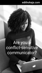 Are you a conflict sensitive communicator