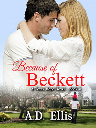 Because of Beckett by A.D. Ellis