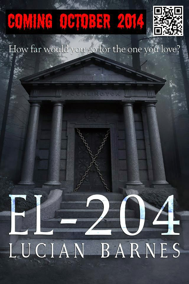 EL-204 by Lucian Barnes - Cover Reveal on XterraWeb