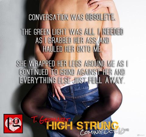High Strung by T Gephart Teaser
