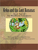 Keko and the Lost Bananas by Cynthia Pilcher