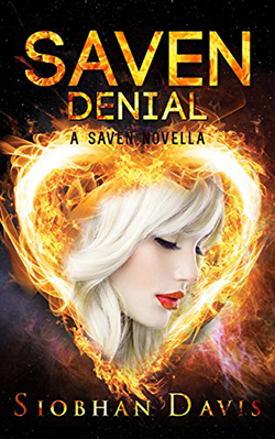Saven Denial by Siobhan Davis. The Saven Series #2.5 novella.