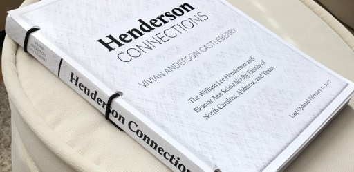 Henderson Connections e-book