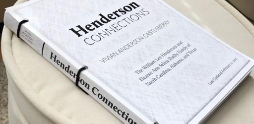 Henderson Connections e-book