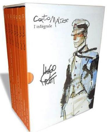 Corto Maltese Coffret Integrale Tirage Edition Limitee Hugo