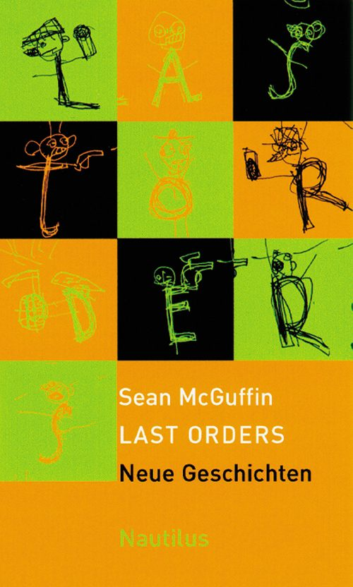 Sean McGuffin Last Orders