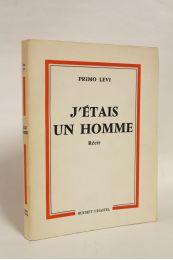 Si C Est Un Homme Primo Levi : homme, primo, J'étais, Homme, Questo, C'est, Homme], First