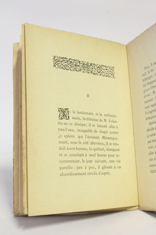 Aller à Vau L Eau : aller, HUYSMANS, L'eau, First, Edition, Edition-Originale.com