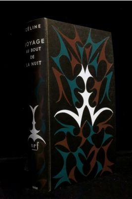 Voyages Au Bout De La Nuit : voyages, CELINE, Voyage, Edition-Originale.com
