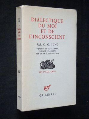 Dialectique Du Moi Et De L'inconscient : dialectique, l'inconscient, Dialectique, L'inconscient, First, Edition, Edition-Originale.com
