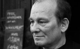 Herzlich willkommen: Peter Wawerzinek