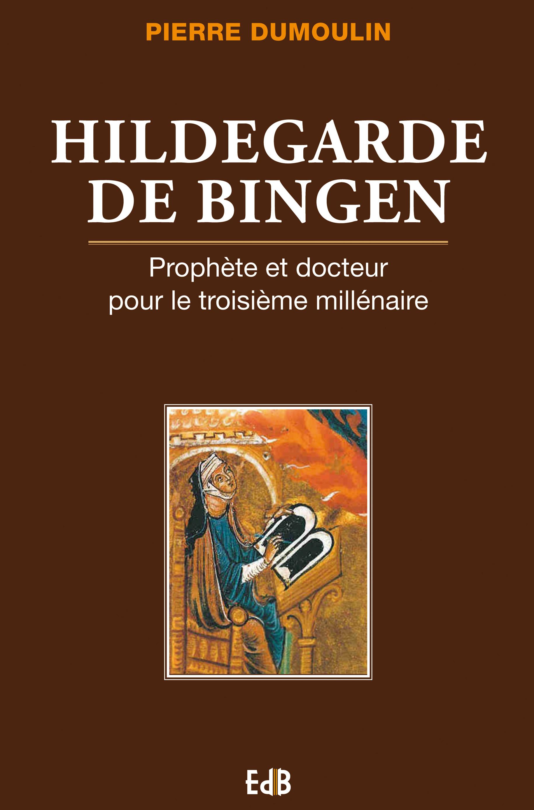 Sainte Hildegarde Et Les Pierres : sainte, hildegarde, pierres, Hildegarde, Bingen, Éditions, Béatitudes