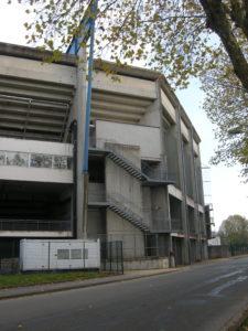 Sedan - Stade Dugaugez