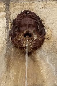 la fontaine dauphine